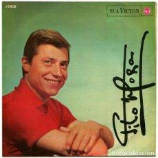Discos de vinilo: TITO MORA – HOY DE RODILLAS / CHIN CHIN / TU NO TIENES CORAZÓN / ELLA ESTÁ CONTIGO (ESPAÑA, 1963). Lote 137462946