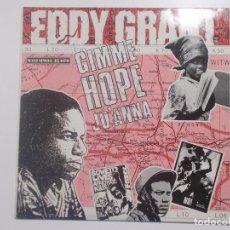 Discos de vinilo: GIMME HOPE JO´ANNA - EDDY GRANT. Lote 137486630