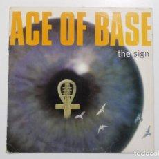 Vinyl-Schallplatten - The Sign - Ace of Base - 137487496