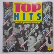 Discos de vinilo: TOP HITS - QUEEN, MC HAMMER, ETC. Lote 137489336