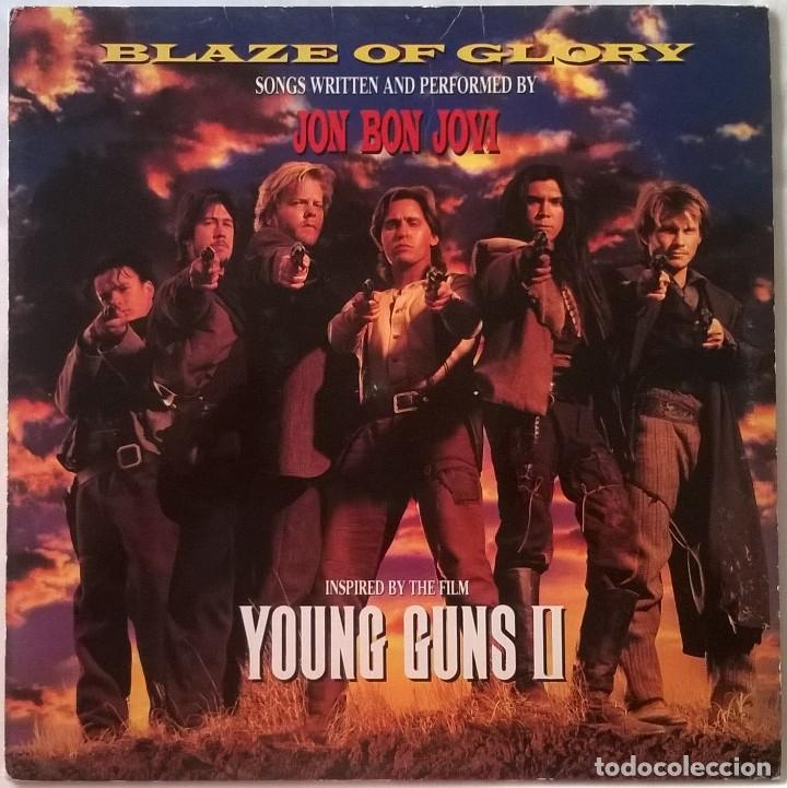 JON BON JOVI-BLAZE OF GLORY, VERTIGO-846 473-1, PHONOGRAM-846 473-1 (Música - Discos - LP Vinilo - Pop - Rock Extranjero de los 90 a la actualidad)