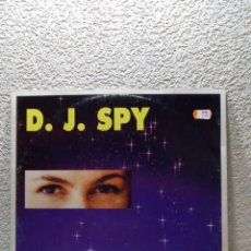 Discos de vinilo: D. J SPY (GO TO YOUR HEART) . Lote 137492346