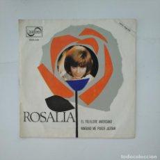 Dischi in vinile: ROSALIA. EL FOLKLORE AMERICANO. NINGUNO ME PUEDE JUZGAR. TDKDS11. Lote 137493958