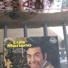 Discos de vinilo: LUIS MARIANO. VINILO. Lote 137496934