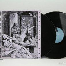 Discos de vinilo: DOBLE DISCO LP DE VINILO - MALHAVOC, THE RELEASE - DEVOTION - AÑO 1992 - MADE IN ENGLAND. Lote 137499526