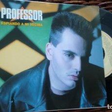 Discos de vinilo: SINGLE (VINILO)-PROMOCION- DE PROFESSOR AÑOS 90. Lote 137501994