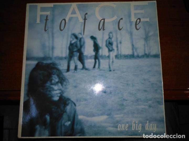 FACE TO FACE · ONE BIG DAY (LP) (Música - Discos - LP Vinilo - Rock & Roll)