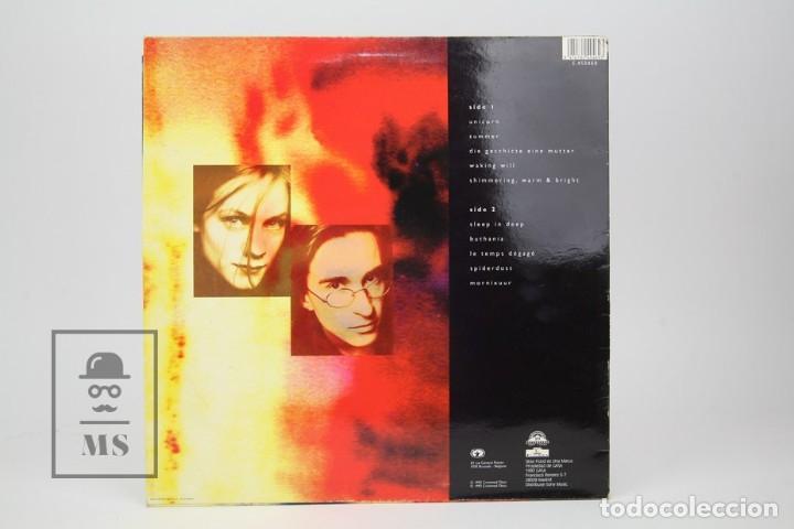 Discos de vinilo: Disco LP De Vinilo - Bel Canto, Shimmering, Warm and Bright - Crammed - Año 1992 - Con Encarte - Foto 4 - 137504786