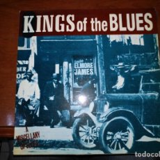 Discos de vinilo: KINGS OF THE BLUES (A MISCELLANY OF BLUES) LP . Lote 137507470