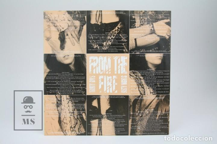 Discos de vinilo: Disco Lp De Vinilo- From The Fire / Thirty days And Thirty Nights - Music For Nations 1992 - Made UK - Foto 3 - 137515534