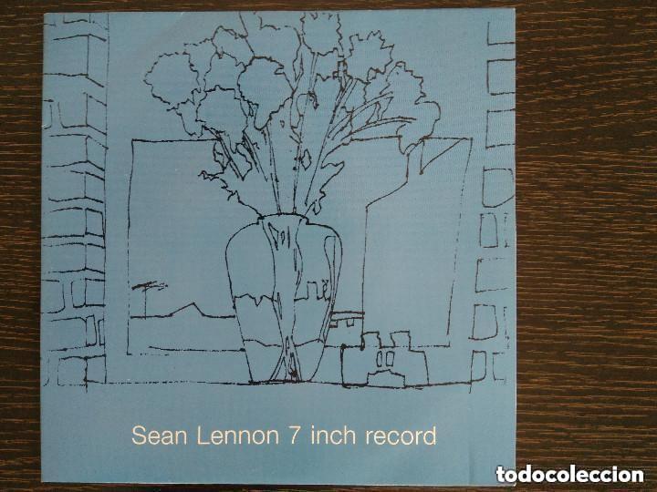 SEAN LENNON - HOME (SG) 1998 (Música - Discos - Singles Vinilo - Pop - Rock Extranjero de los 90 a la actualidad)