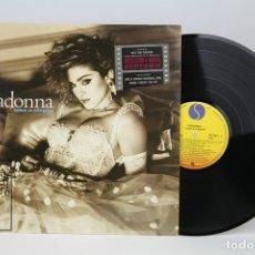 Discos de vinilo: DISCO LP DE VINILO - MADONNA, LIKE A VIRGIN - SIRE - AÑO 1984. Lote 137531505