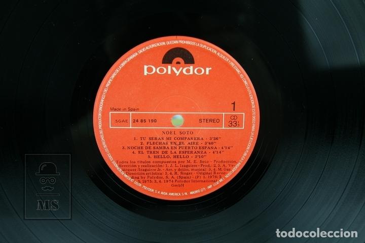 Discos de vinilo: Disco LP De Vinilo - Noel Soto / Version Original - Polydor - Año 1981 - Con Encarte - Foto 2 - 137532294