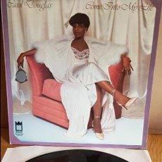 Discos de vinilo: CAROL DOUGLAS / COME INTO MY LIFE / MAXI SG - MIDSONG - 1979 / MBC. ***/***. Lote 137533898