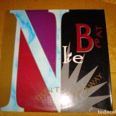Discos de vinilo: NITE BEAT. DON´T WALK AWAY. MAXI-SINGLE. CONTRASEÑA RECORDS, 1994. IMPECABLE (#). Lote 135928954