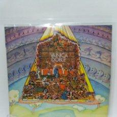 Discos de vinilo: LP*VAINICA DOBLE*1ª EDICION OPALO*COVER/ EX/ CASI NEAR MINT* LP/CARA A VG+ /CASI EX *CARA B VG *1971. Lote 137546706