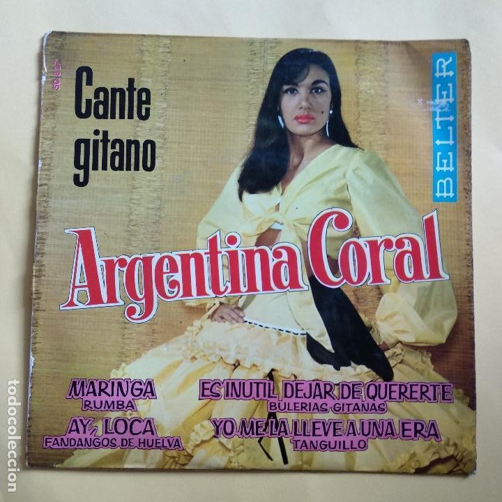 EP ARGENTINA CORAL - MARINGA RUMBA (Música - Discos de Vinilo - EPs - Otros estilos)