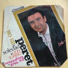 Discos de vinilo: EP PERET - RUMBA PA TI. Lote 137552842
