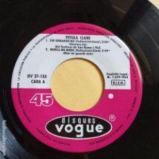 Discos de vinilo: EP PETULA CLARK - SIN EMBARGO NO. Lote 137552926