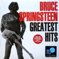 Discos de vinilo: BRUCE SPRINGSTEEN - GREATEST HITS - 2XLP PRECINTADO. Lote 137557106