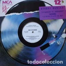 Discos de vinilo: GEORGE HOWARD - STANLEY'S GROOVE (12 PROMO) LABEL:MCA RECORDS CAT#: L33-17352 . Lote 137563346