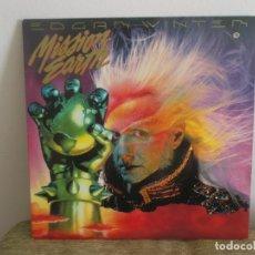 Discos de vinilo: EDGAR WINTER - MISSION EARTH LP DISCO MUSICA VINILO. Lote 137569842