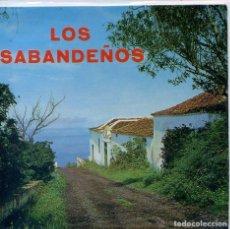 Discos de vinilo: LOS SABANDEÑOS / ISAS Y ESTRIBILLOS / LO DIVINO (VILLANCICO) + 1 (EP TAM TAM 1967) (SOLO PORTADA). Lote 137589302