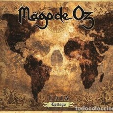 Discos de vinilo: MAGO DE OZ - GAIA EPÍLOGO - LP + CD PRECINTADO. Lote 137597950