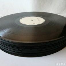 Discos de vinilo: LOTE COLECCION 25 DISCOS DE VINILO 12 PULGADAS PARA DECORACIÓN. Lote 239758395
