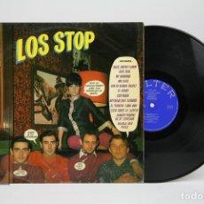 Discos de vinilo: DISCO LP DE VINILO - LOS STOP / SALUD, DINERO Y AMOR - BELTER - AÑO 1968. Lote 137610364