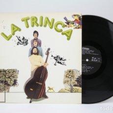 Discos de vinilo: DISCO LP DE VINILO - LA TRINCA / FESTA MAJOR, LA PEPETA... - EDIGSA - AÑO 1974. Lote 137610482