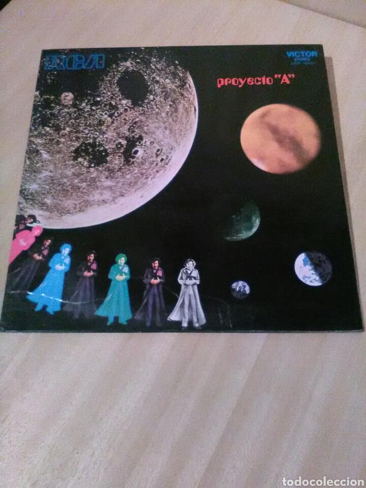 PROYECTO A, ( PROGRESIVO, FUNK-SOUL, EXPERIMENTAL ) (Música - Discos - LP Vinilo - Grupos Españoles de los 70 y 80)