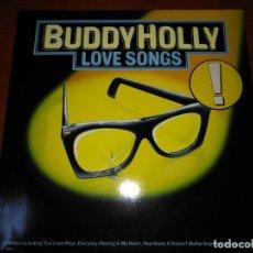 Discos de vinilo: BUDDY HOLLY - LOVE SONGS - LP. Lote 137641726
