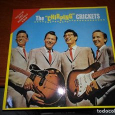 Discos de vinilo: BUDDY HOLLY & THE CRICKETS - THE CHIRPING CRICKETS . Lote 137641914