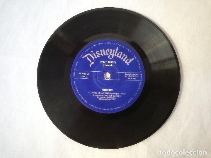 Discos de vinilo: Vinilo Pinocho - Foto 5 - 137643738