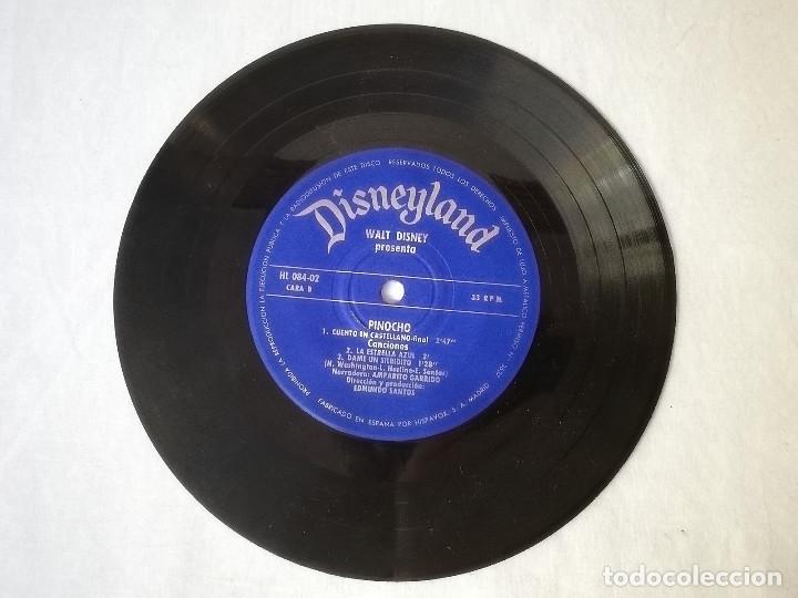 Discos de vinilo: Vinilo Pinocho - Foto 7 - 137643738