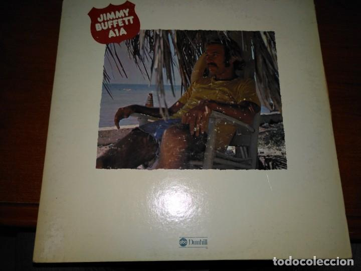 JIMMY BUFFETT A-1-A (Música - Discos - LP Vinilo - Rock & Roll)