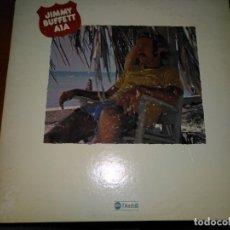 Discos de vinilo: JIMMY BUFFETT A-1-A . Lote 137649290