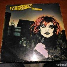 Discos de vinilo: NINA HAGEN - UNBEHAGEN. Lote 137649498