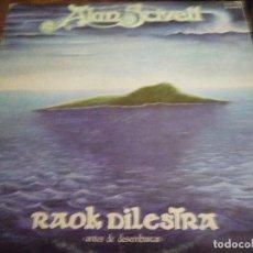 Discos de vinilo: ALAN STIVELL-RAOK DILESTRA. Lote 137650102