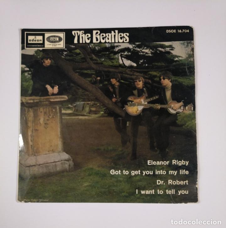 the beatles i want to tell you