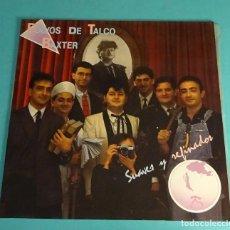 Discos de vinilo: POLVOS DE TALCO BAXTER. SUAVES Y REFINADOS. Lote 137660954