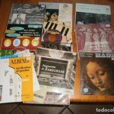 Discos de vinilo: ¡¡LOTE DE SINGLES''BUEN ESTADO¡¡. Lote 137698994