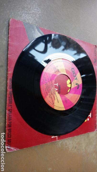 Discos de vinilo: Mision:Imposible. Lalo schifrin. Banda sonora single 1968. - Foto 3 - 137706368