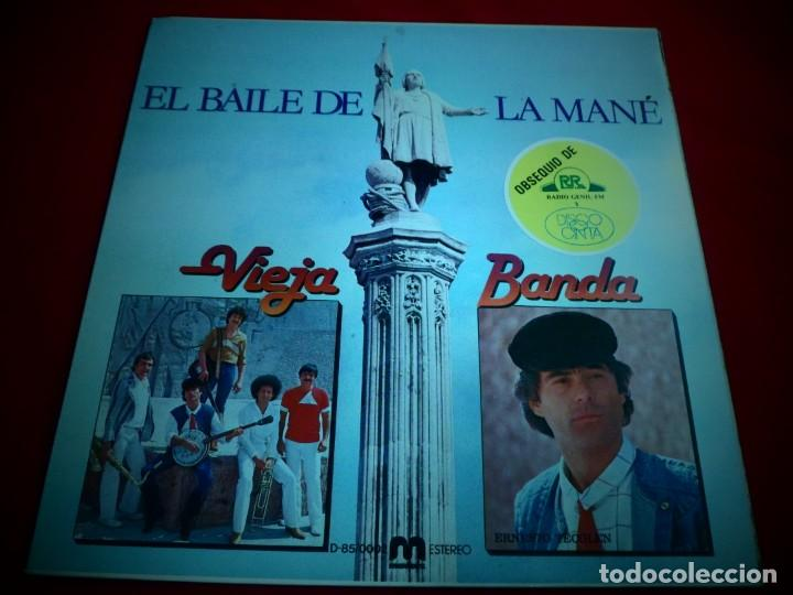 EL BAILE DE LA MANÉ. VIEJA BANDA (Música - Discos - LP Vinilo - Otros estilos)