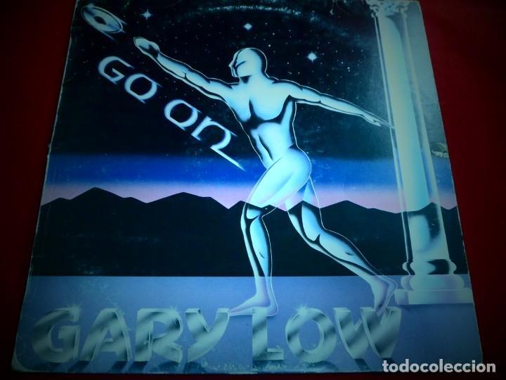 LP GO ON. GARY LOW (Música - Discos - LP Vinilo - Otros estilos)
