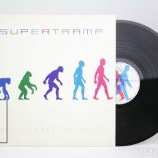 Discos de vinilo: DISCO LP DE VINILO - SUPERTRAMP / BROTHER WHERE YOU BOUND - A&M - AÑO 1985. Lote 137729392