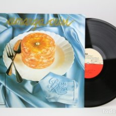 Discos de vinilo: DISCO LP DE VINILO - PAU RIBA / AMARGA CRISI - EDIGSA - AÑO 1981 - CON LETRAS. Lote 137730104