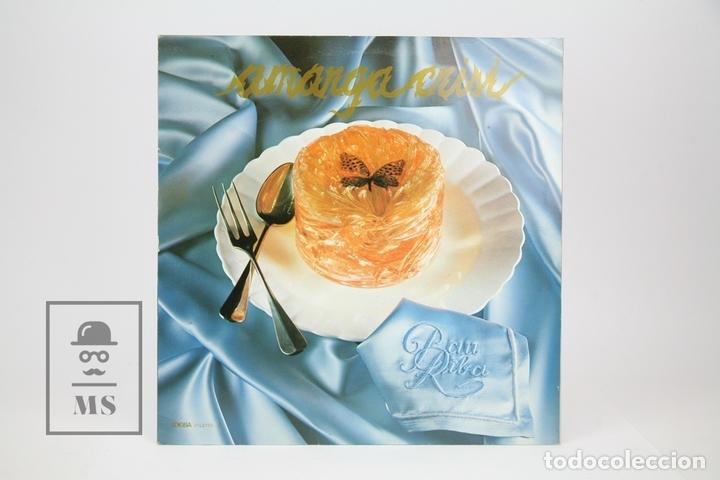 Discos de vinilo: Disco LP De Vinilo - Pau Riba / Amarga Crisi - Edigsa - Año 1981 - Con Letras - Foto 3 - 137730104