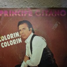 Discos de vinilo: EL PRÍNCIPE GITANO. Lote 137741485